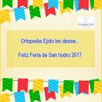 ORTOPEDIA EJIDO FERIA SAN ISIDRO 2017