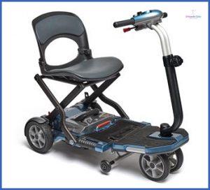scooter brio sin reposabrazos