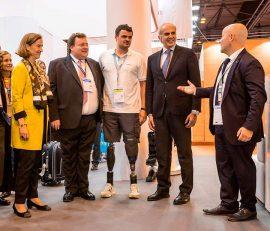 Feria Orto Medical Care 2018. Nuevas prótesis inteligentes