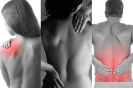 Dolor de espalda. Causas y como aliviarlo