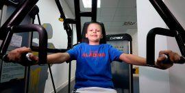 Terapia deportiva para superar la leucemia en niños