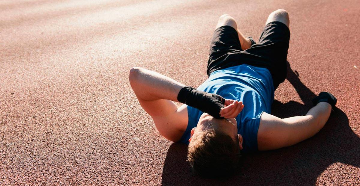 Agujetas al practicar deporte