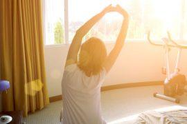 Ejercicios para levantarse sin dolor de espalda