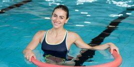 Beneficios de realizar ejercicio en la piscina
