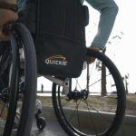 Posición ideal ruedas traseras sillas de ruedas