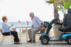 Mantenimiento de scooters