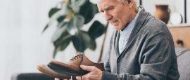 Elegir calzado en personas mayores
