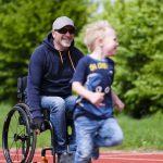 Hábitos saludables usuarios silla de ruedas