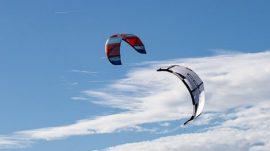 Kitesurf para personas con discapacidad