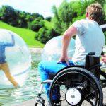 Postura en silla de ruedas